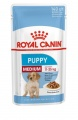 Корм ROYAL CANIN Медиум Паппи (соус) 10Х0,140 г