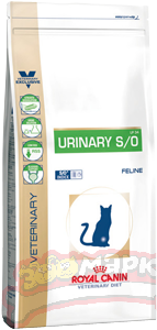 Корм ROYAL CANIN Urinary для кошек лечение и профилактика МКБ Уринари Фелин С/О 3.5кг