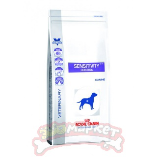 Корм ROYAL CANIN Сенситив Контрол Канин СЦ 21(канин) 1,5кг*6