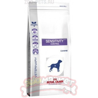 Корм ROYAL CANIN Сенситивити Контроль СЦ 21 (канин) 14кг