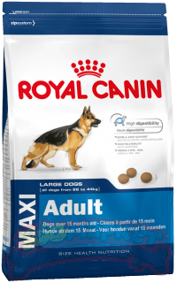 Сухой корм Royal Canin Maxi Adult GR-26 4кг*4