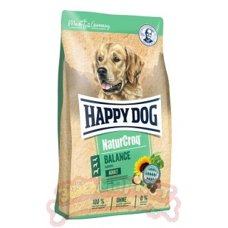 Happy Dog Natur Croq Натур Крок Баланс- 15 кг