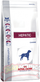 Сухой корм Royal Canin Hepatic HF16  12 кг