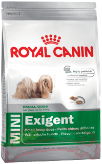 Сухой корм Royal Canin Mini Exigent  2кг*1