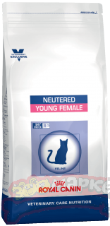 Royal Canin Neutered Young Female 0,4+0,16 кг
