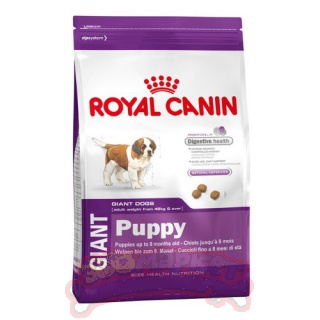Сухой корм Royal Canin Giant Puppy  15 кг