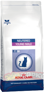 Royal Canin Neutered Young Male 0,4+0,16 кг