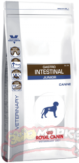 Сухой корм Royal Canin Gastro Intestinal Junior GIJ29 10кг