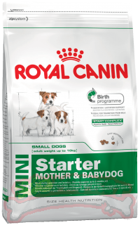 Сухой корм Royal Canin Mini Starter  1кг*8