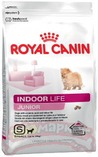 Сухой корм Royal Canin Indoor Life Junior S  3 кг